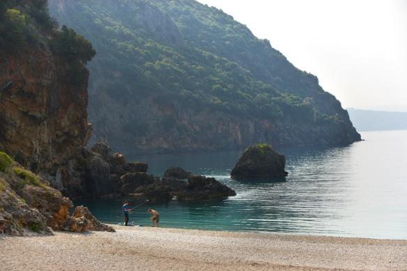 Beaches in Parga