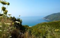 Lichnos Beach in Epirus Parga