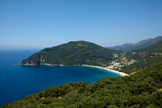 Parga Beaches Greece