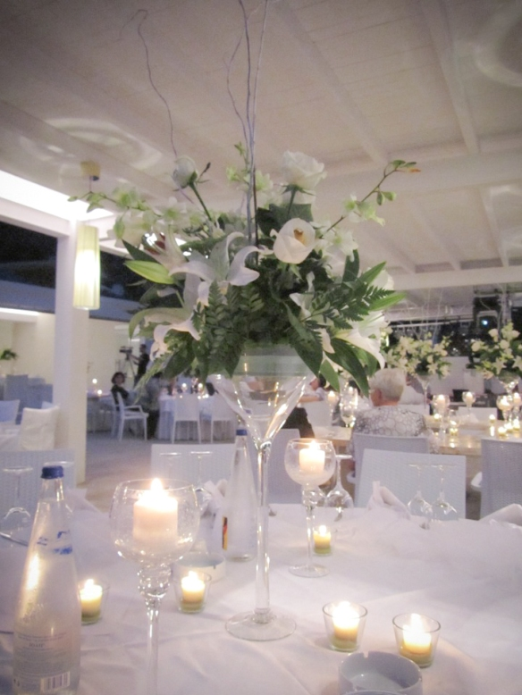 wedding in parga lichnos beach hotel