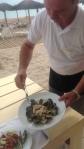 Lichnos beach restaurant
