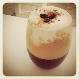 Iced coffee - Freddo capuccino